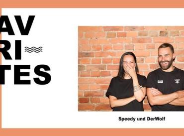 Favorites: Speedy & DerWolf
