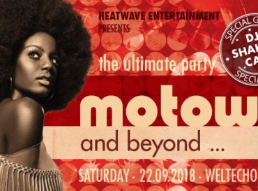Motown – The ultimate Party