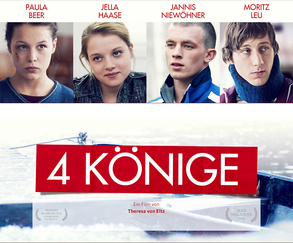 4 Könige Film