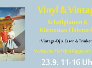 Vinyl & Vintage