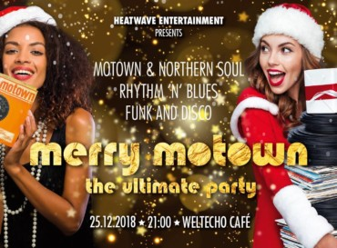 Merry Motown – The ultimate Xmas Party