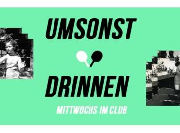 Umsonst & Drinnen