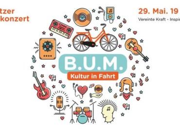 B.U.M_Kultur in Fahrt – Fahrradkonzert