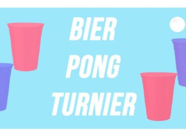 Bier Pong Turnier