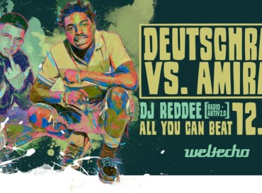 Deutschrap vs. Amirap – Colors of Hip Hop