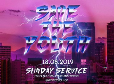 Save the Youth Sunday Service
