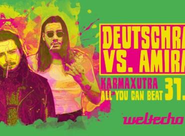 COLORS OF HIP HOP – Deutschrap vs. Amirap