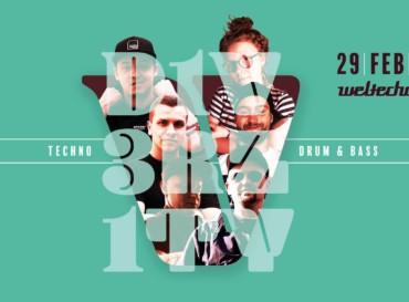 Div3rzity – DnB meets Techno