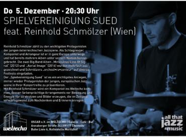 Spielvereinigung Süd · feat. Reinhold Schmölzer (Wien)