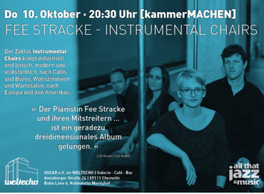 Fee Stracke – Instrumental Chairs
