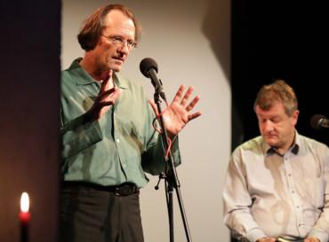 Eske Bockelmann und Burkhard Müller lesen und stellen vor…