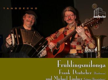 Frühlingsmilonga mit DD-Tango live