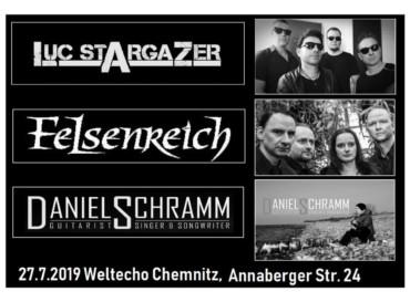 Live: Felsenreich | Luc Stargazer
