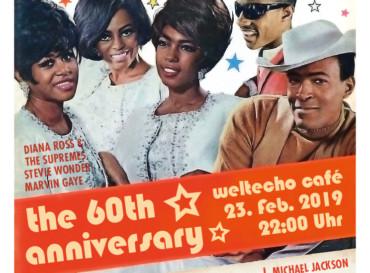 Happy Birthday Motown