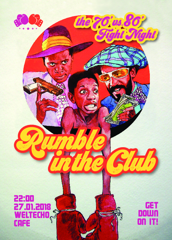 Rumble in the Club