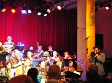 Semesterabschluss-Konzert mit der TU Big Band