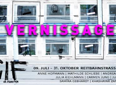 Galerie im Fenster – Reitbahnstraße 19/21
