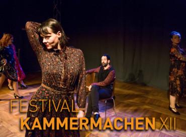 KREPSKO (FIN) und Freie Theaterszene Chemnitz  »GERTRUDE WILL NICHT TANZEN«