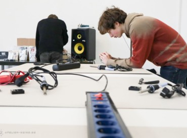 echo_experimental : Electronic Synthesis : Meetup, Workshops, Panel