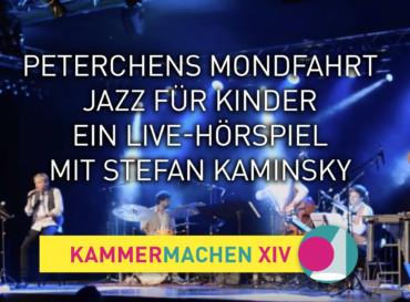 Peterchens Mondfahrt – Jazz für Kinder | Ein live Hörspiel
