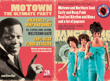 59 Years Motown – the ultimate Party