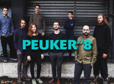 """PEUKER""""8"""
