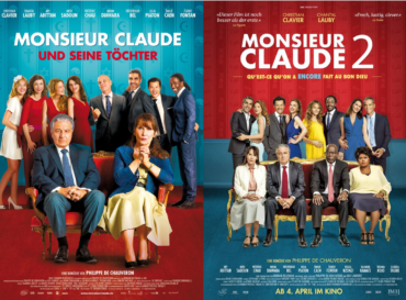 Kino double-feature: Monsieur Claude 1 + 2