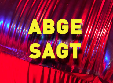 ENTFÄLLT! EX:IN – John Also Bennet (JAB) und Sébastien Branche
