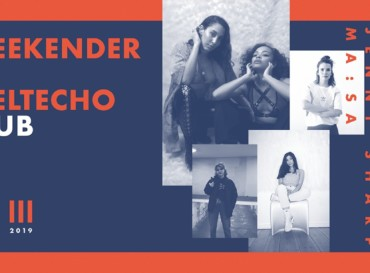 Weekender x Weltecho Club