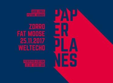 Paper Planes #6