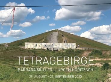 TETRAGEBIRGE – Vernissage